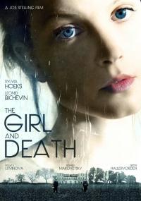 Het meisje en de dood (2012) plakat