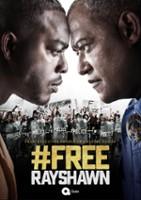 plakat - #Freerayshawn (2020)