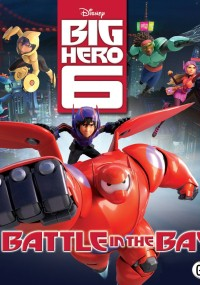 Disney Big Hero 6: Battle in the Bay (2014) plakat