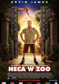 Heca w zoo (2011) plakat