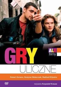 Gry uliczne (1996) plakat