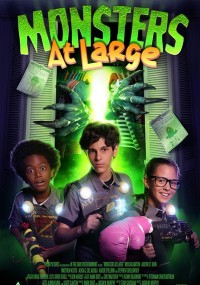 Monsters at Large (2018) plakat