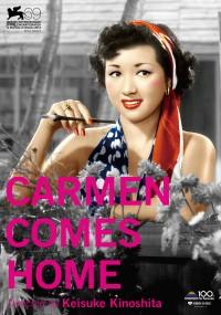 Carmen wraca do domu