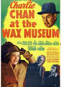 Charlie Chan at the Wax Museum (1940) plakat