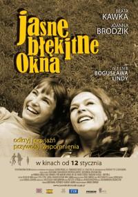 Jasne błękitne okna (2006) plakat