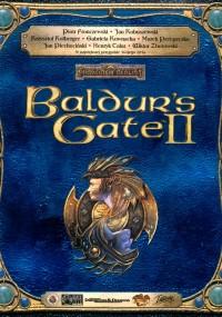 Baldur's Gate II: Cienie Amn (2000) plakat
