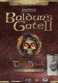 Baldur's Gate II: Tron Bhaala (2001) plakat