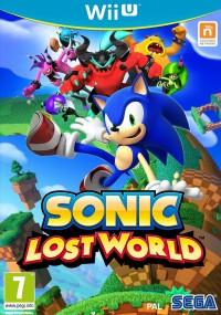 Sonic: Lost World (2013) plakat