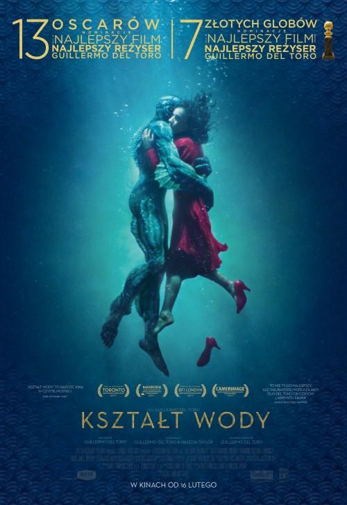 Kształt wody (2017) - Filmweb