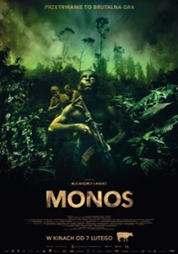 Monos (2019) plakat