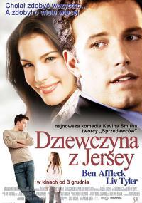 Dziewczyna z Jersey (2004) plakat