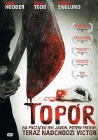 plakat - Topór (2006)