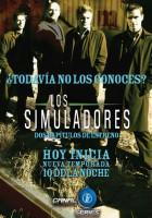plakat - Los Simuladores (2008)