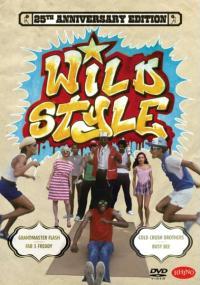 Wild Style (1983) plakat