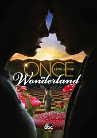 Once Upon a Time in Wonderland (2013) plakat