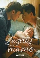 plakat - Żegnaj, mamo (2019)