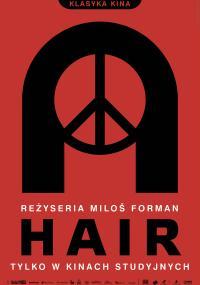 Hair (1979) plakat