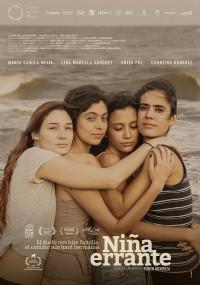 Wędrująca dziewczyna (2018) plakat
