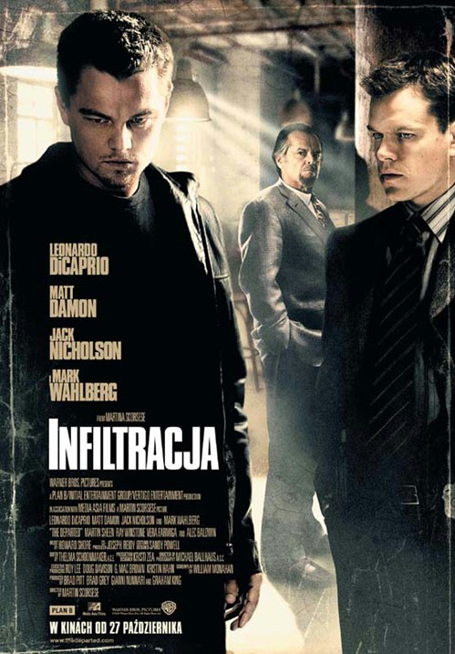 Infiltracja Poster