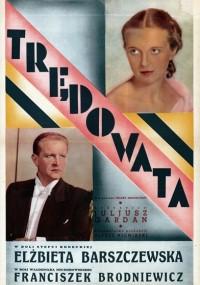 Trędowata (1936) plakat