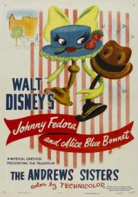 Johnnie Fedora and Alice Bluebonnet