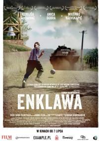 Enklawa (2015) plakat