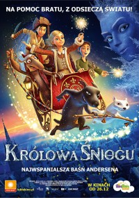 Królowa Śniegu (2012) plakat