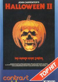 Halloween 2 (1981) plakat