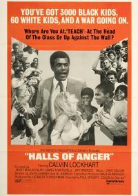 Halls of Anger (1970) plakat