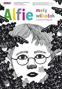 Alfie, mały wilkołak (2011) plakat