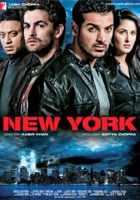New York (2009) plakat