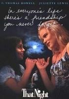 Dramat letniej nocy (1992) plakat