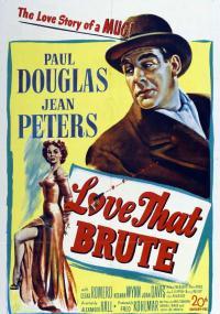 Love That Brute (1950) plakat