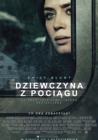 Dziewczyna z pociągu (2016) plakat