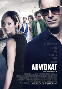Adwokat (2013) plakat