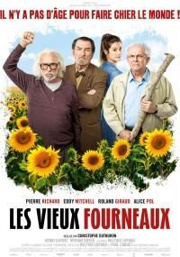 Starzy durnie (2018) plakat