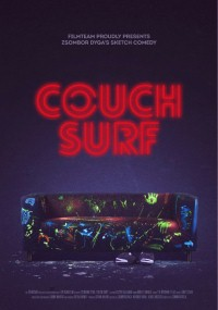 Couch Surf (2014) plakat