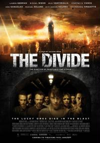 The Divide (2011) plakat