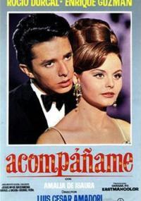 Acompáñame (1966) plakat