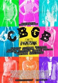 CBGB (2013) plakat