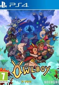 Owlboy (2016) plakat