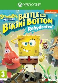 SpongeBob SquarePants: Battle for Bikini Bottom - Rehydrated (2020) plakat