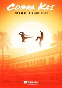 Cobra Kai (2018) plakat