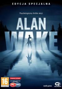 Alan Wake (2010) plakat