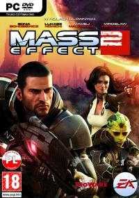 Mass Effect 2 (2010) plakat