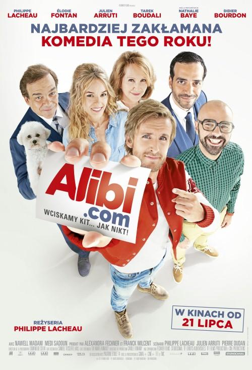 Znalezione obrazy dla zapytania: alibi.com film