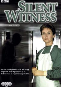 Milczący świadek (1996) plakat