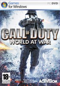 Call of Duty: World at War (2008) plakat