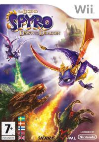 The Legend of Spyro: Dawn of the Dragon (2008) plakat