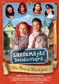Biuro Detektywistyczne Lassego i Mai. Sekret rodziny von Brom (2013) plakat